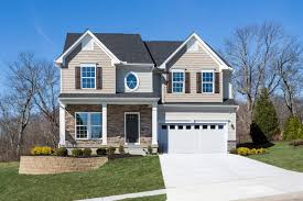New Homes Decorated Models by New Homes For Sale At Stone Ridge Estates In Cincinnati Oh Within