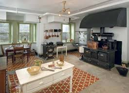 the history of old stoves old house restoration products