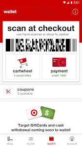 target now with cartwheel android apps on google play