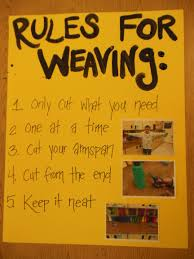 weaving with yarn please don u0027t eat the artwork