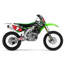 monster energy motocross helmets d u0027cor visuals kawasaki monster energy complete kit available at