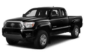 2014 toyota tacoma specifications 2014 toyota tacoma overview cars com