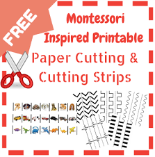 printable preschool cutting activities free paper cutting printables resources for the montessori