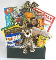 book gift baskets jungle book adventure gift package gifty baskets and flowers of