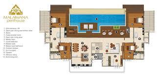 explore penthouse malaiwana nai thon beach phuket luxury