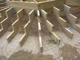 Corner Deck Stairs Design Corner Deck Stairs Up Of Corner Stringer Photo