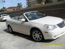 2008 chrysler sebring limited convertible 2008 sebring