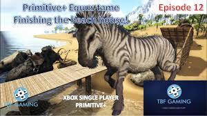 primitive plus e12 equus tame finishing the beachhouse xbox one