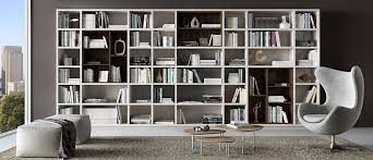 Cabinet And Bookshelf Library Cabinets Library Storage Solutions By California Closets