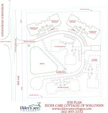 layout for assisted living waterford wi elder care cottages of