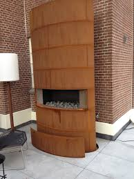 free standing gas fireplaces fireplace design ideas round