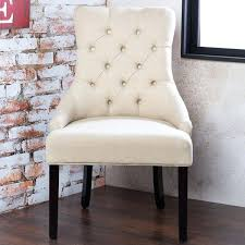 Leather Dining Chairs Canada Ivory Real Leather Dining Chairs Artnetworking Org