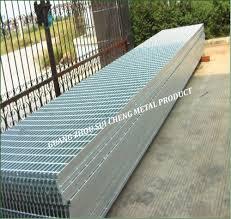 Floor Grates by Guangzhou Factory Free Sample Floor Drain Steel Grating Steel