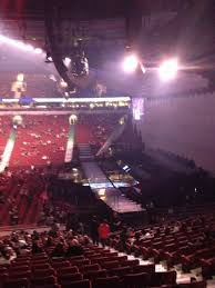 rogers arena section 105 concert seating rateyourseats com