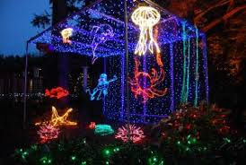 coos bay holiday lights shore acres state park