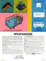bulldog 1995 1966 ford econoline e150 passenger specs photos