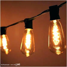Light Bulb String Outdoor Vintage String Lights Cheap Lighting Outdoor Light Bulbs String