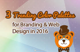 trending color palettes 3 trending color palettes for branding web design in 2016 undullify