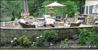 patio landscaping design garden design with ckr construction your