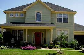 Home Design Exterior Color Schemes Exterior Paint Colors Ideas Home Design And Interior Decorating
