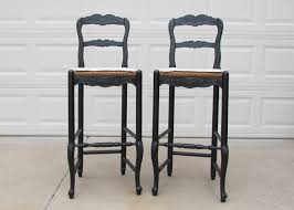 furniture french country bar stools for your home bar or kitchen