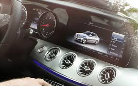 mercedes c class dashboard new 2018 mercedes benz e class coupe u0027s interior exposed