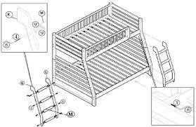 Bunk Bed Screws Assembly Of Bunk Bed How To Assemble