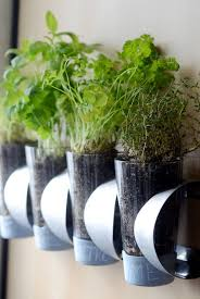 Herb Garden Pot Ideas Indoor Herb Garden Planters Greenfain