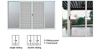 Patio Door Security Gate For Residential Applications A Range Of Security Doors And Window Grilles