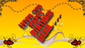wish you happy birthday best birthday wishes quotes youtube