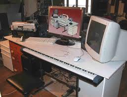 tablette coulissante bureau un bureau mao très simple pour une fois forum mobilier