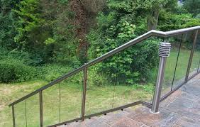 Glass Stair Banisters Stairs Glass Balustrades Staircases Glass Railings Glass