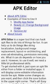 apk editor pro apk editor pro screendshot 2 android fans editor