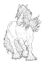 wondrous design ideas horse coloring pages adults 25