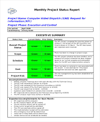 ar report template status report template 10 free word pdf documents
