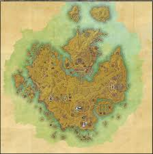 Elder Scrolls Map Maps Of The Elder Scrolls Online Exploring The Elder Scrolls