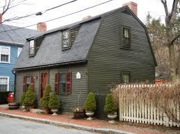 American Small House Diminutive Dwellings Streetsofsalem