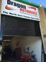 lexus specialist teesside dragon motorbikes are go based in durham city next to tescos