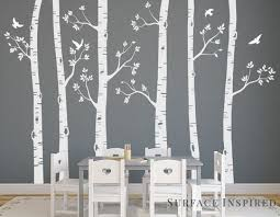 wall decal tree large whimsical tree nursery wall decal for kids