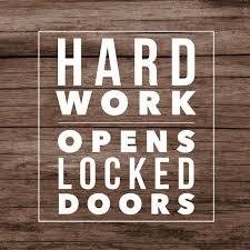hard work opens locked doors 06 19 15 dave ramsey u0027s managing