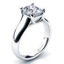 cushion diamond ring cushion diamond solitaire engagement ring 197