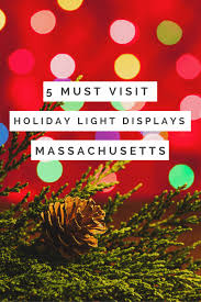 zoo lights stoneham coupons 5 must visit holiday light displays in massachusetts fun things to