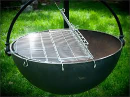 Cowboy Grill And Fire Pit by Cooking Grill Cowboy Cauldron Fire Pits
