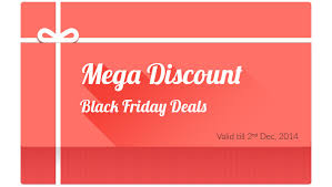 mega deals to enjoy thanksgiving black friday and cyber monday