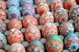 painted easter eggs for sale meet volker kraft the of 10 000 easter eggs radio