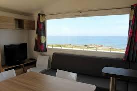chambre vue sur mer location mobil home bretagne vue sur mer 2 chambres panoramique