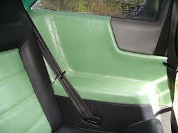 refaire un siege de voiture mes réalisations sellerie intérieur préparation esthétique