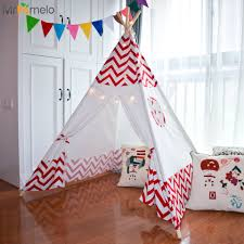 online get cheap red indian tents for kids aliexpress com