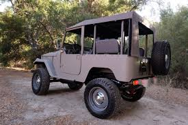 icon fj44 icon rolls out old series for toyota fj fans automobile