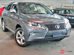 lexus suv 2015 price in malaysia 2015 lexus rx270 for sale in malaysia for rm213 000 mymotor
